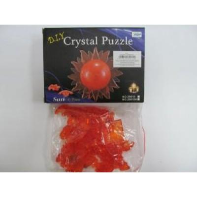 Пазлы 3D -  кристалл СОЛНЦЕ свет220910