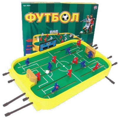 Футбол на рычаг, Технок 0021