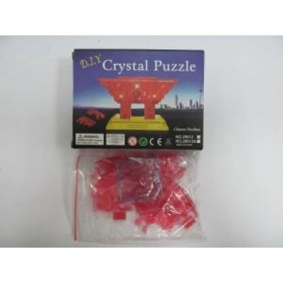 Пазлы 3D -  кристалл ПАВИЛЬЕН 220913 свет