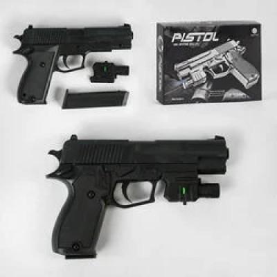 Пистолет-трещетка в пакете 20см 171-1