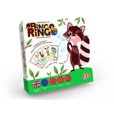 Игра Бинго Bingo Ringo англ  GBR-01-02Е