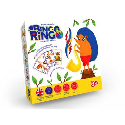 Игра Бинго Bingo Ringo  GBR-01-01U