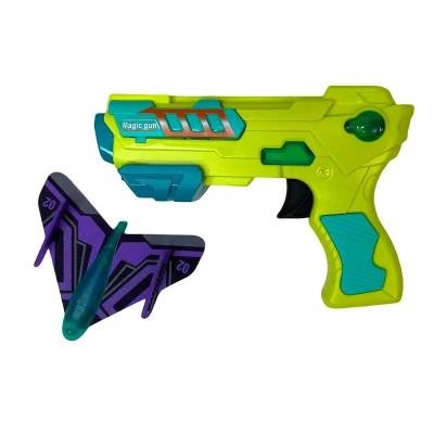 Пистолет метал-пласт.+пульки в кор.20*15*3см  G20S