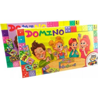 Домино ДАНКО (сказки,животн) New!  DTG-DMN-01.02.03.04