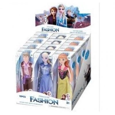 """Кукла """"Frozen""""  в кор.33*12см YX 005"""
