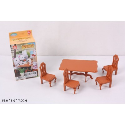 Мебель д/кухни Happy Family в кор.15*8*7см 012-01В