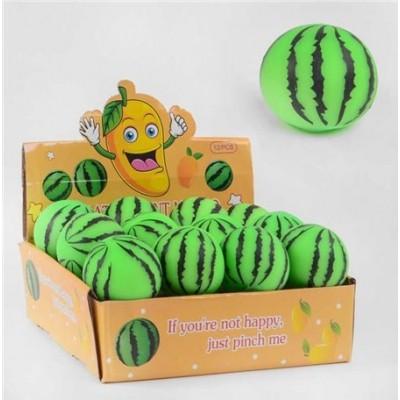 Антистресс-мячик  (цена за 1шт)  М 08204