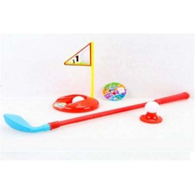 Набор для гольфа (клюшка,мячики,флажок,лунка) сетка TY003А
