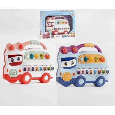 """Органчик """"Пианино"""" в пакете29,5*10см  0612В"""