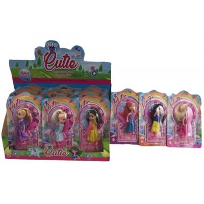 Кукла мал.,с аксесс, (цена з а1 шт)  SC1792-2