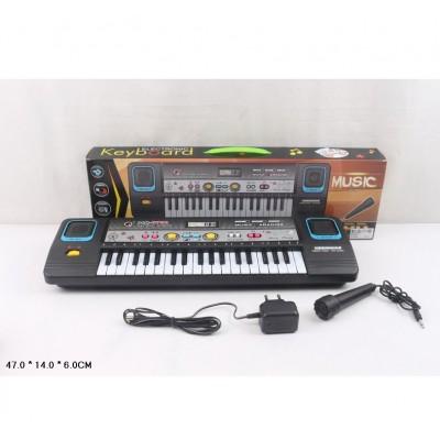 Орган батар,микрофон 3вида в кор. 50*14*4см 3218