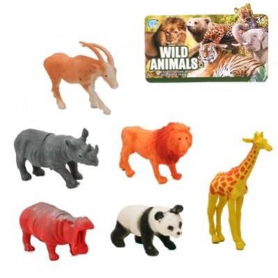 Животные домашн.животные в пакете  NС 5-012