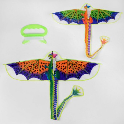 Змей воздушный Красные крылья 120*120см ВВ 0491