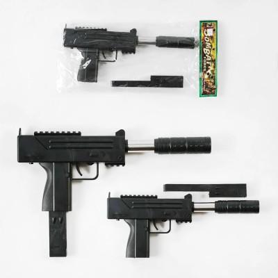 Пистолет бат, дым, в пакете 31*17см 236-20А