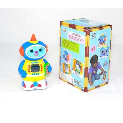 Робот бат, движ,анг.яз Космический доктор 506