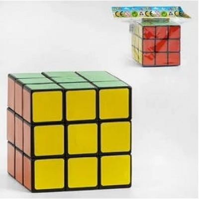 Кубик-рубик в пакете 7*7*7cм  108
