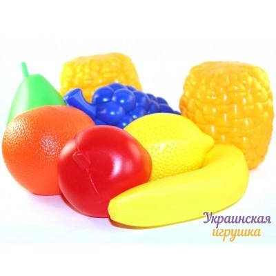 Фрукты,овощи  9предм Вл  ИП.18.002