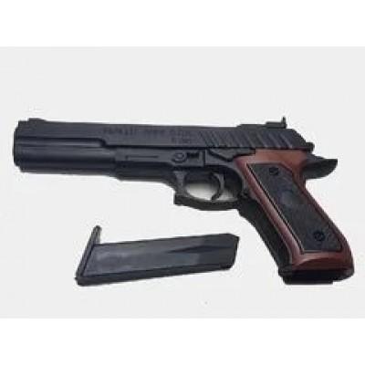 Пистолет с гелевыми и паралон.пулями 70шт,планш31*25см 699-3
