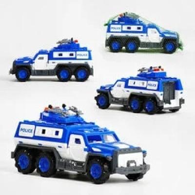 "Машина д/куклы""Барби"" джип Gloria  28см  22018"