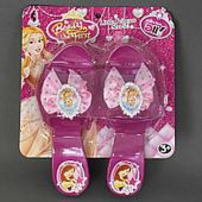 Бижутерия Princess туфли на планшетке 18,8*18,6*6см V133-1