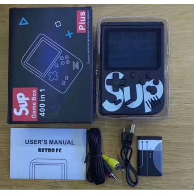 Игровая портат.консоль 400в1,Retro FC SUP Game Box ВТ-Т-0231
