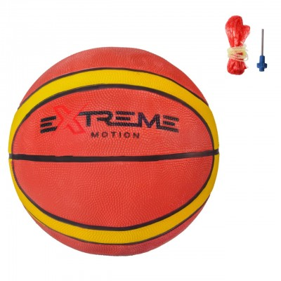 Мяч баскетб., 580гр , PU неон, светоотраж, С 44460