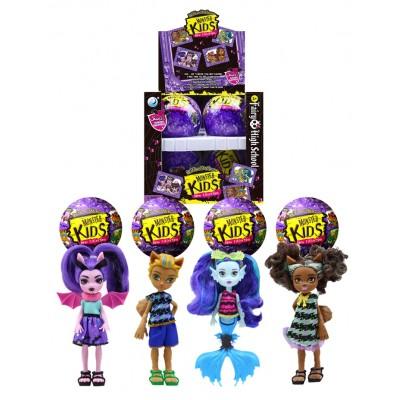 "Кукла ""Monster H Kids"" в шаре , микс DH2180"