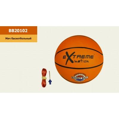 Мяч баскетб., 502гр, размер 7, ВВ0417
