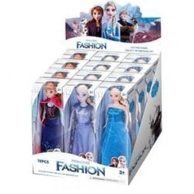 "Кукла ""Frozen"" свет, шарнирн, кор. 37*11*35см  YF101B/YF101С"
