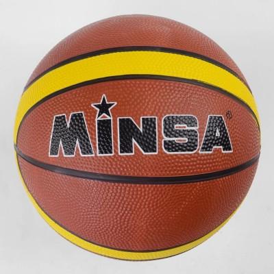 Мяч баскетб., 400гр, размер 5,  SB-1502