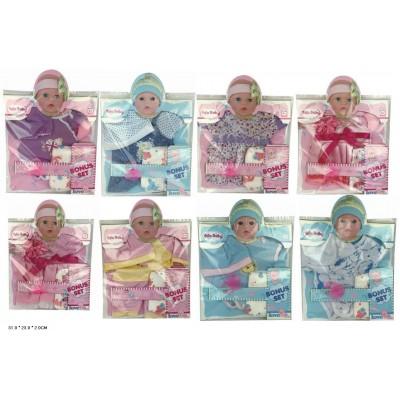 Одежда д/Baby Born, памперс, соска BLC202H/A/B/C/D/3B/F