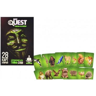 Игра Квест Best Quest мини Данко BQ-01-01, BQ-01-02