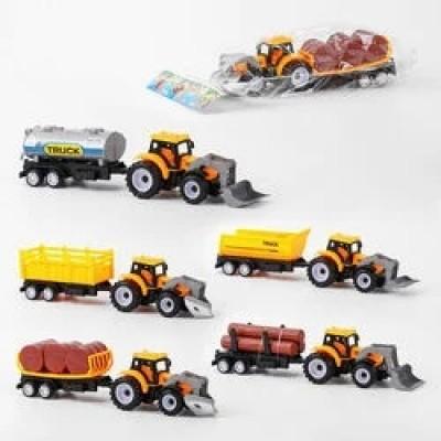 Трактор Екскаватор  Тигрес 39212