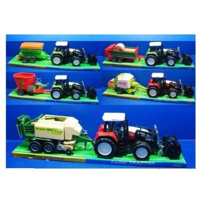 Трактор инерц в кор.  Н 998-9
