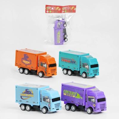 Машина инерц. в пакете 12*10*3см 399-25