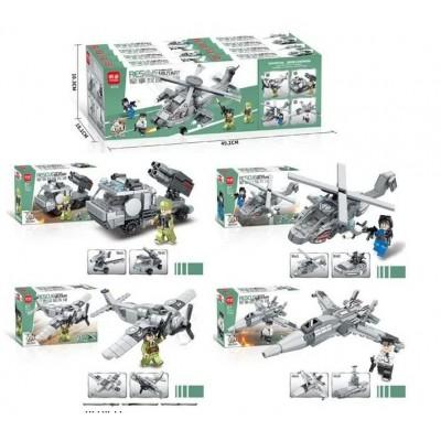 Констр. LELE Транспорт армия 168дет  PL-920-99