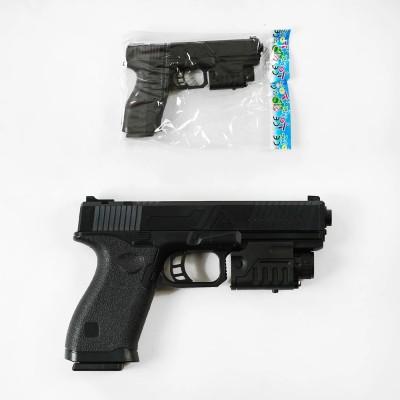 Пистолет с пульк.  в пакете 16*12см  209