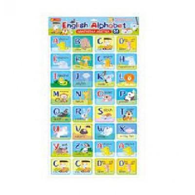 Игр.набор магнитные пазлы Феї 14ел. VT3204-10