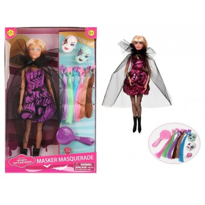"Кукла типа ""Барби""""Defa Lucy"" карна.маски,кор. 32см  8398"