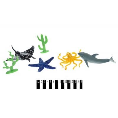 Животные морские в пакете 23*30см HY7-006C
