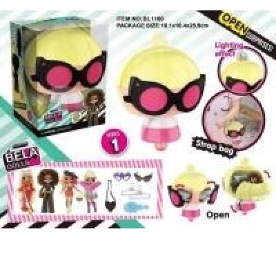 "Кукла ""Lоl"" OMG, аксесс, в сумке-голова, кор  BL1160"