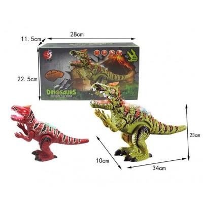 Динозавр пищит, микс,6видов в кор. 36*11*24 JZD-77/78
