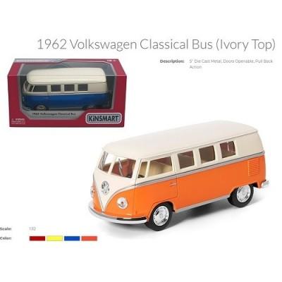 "Машина мет.""Kinsmart"" Bus Volkswagen1962, кор.16*8*9 KT5376W"