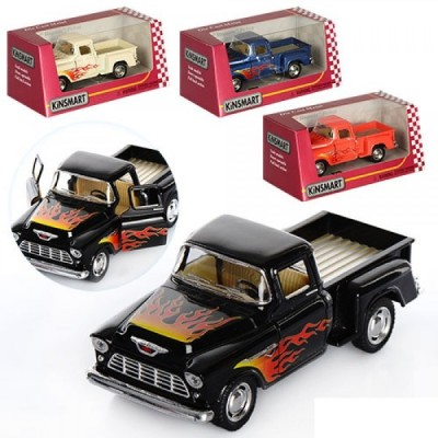 "Машина мет.""Kinsmart"" Ford Crown Police, кор. KT5342AW"