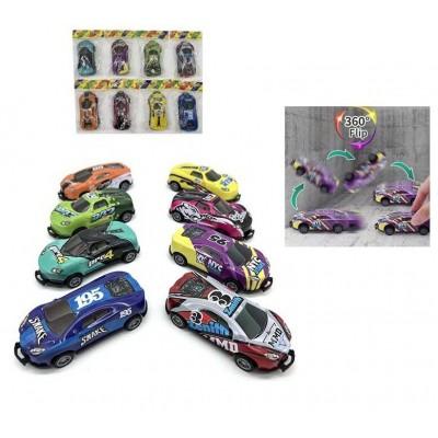 Машина инерц, грузовик, откр.двер, в пакете 14*10*25см 21608