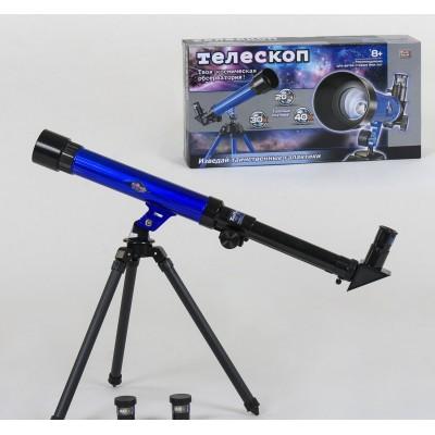 Телескоп в кор. Play Smart  9866