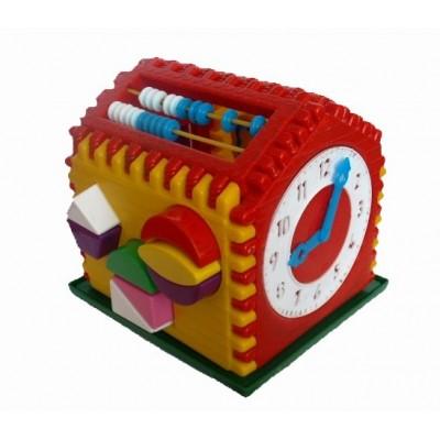 """Куб сортер """"Мастер №1"""" 16дет, 5266"""