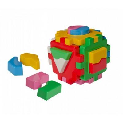 """Куб """"Умный малыш"""" Логика-2  2469"""