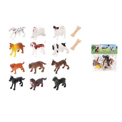 Животные домашн.животные в пакете  NС 5-012-1